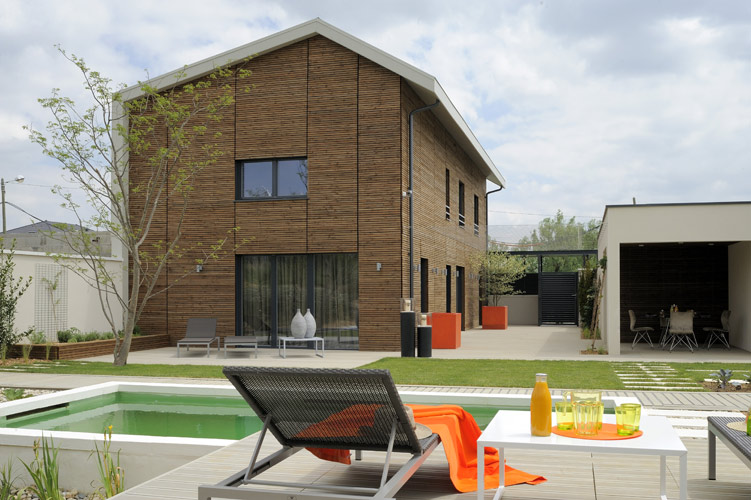 Leroy Merlin Source La Maison Contemporaine Passive