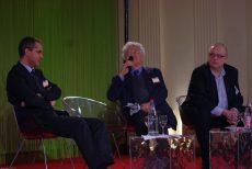 Bertrand Quentin, Paul Chemetov, Jean Courcier