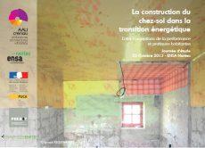 Construction du chez-soi dans la transition énergétique