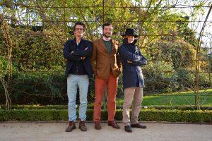 c/ Romain Lacoste, Arthur de Vilmorin et Paul Leurent
