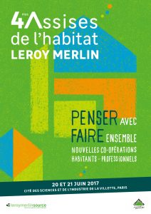 Affiche 4mes Assises Leroy Merlin