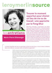 Entretien Marie-Pierre_Dillenseger