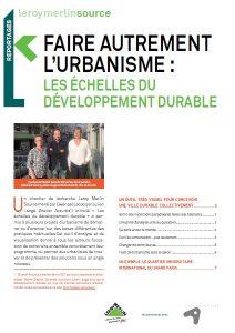 Faire l'urbanisme autrement_DD