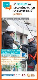 Forum éco-rénovation paris
