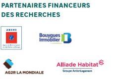 Partenaires financeurs des recherches