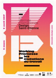 Biennale St-Etienne Working promesse