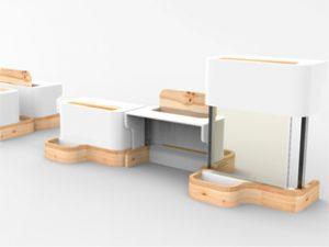 Des bureaux à hauteur variable pour répondre aux évolutions des méthodes de travail et de moduler l'espace de travail